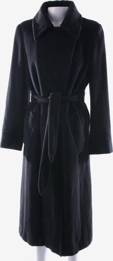Max Mara Übergangsmantel in S in schwarz, Produktansicht