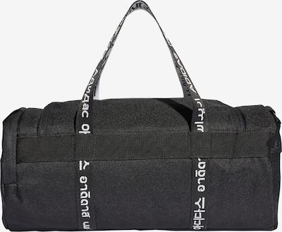 ADIDAS PERFORMANCE Športna torba | črna / bela barva, Prikaz izdelka