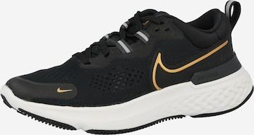 juoda NIKE Bėgimo batai 'REACT MILER 2'