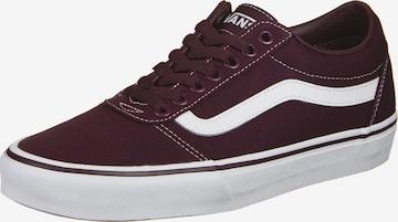 VANS Sneaker 'Ward' in Rot
