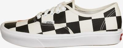 VANS Sneaker 'ComfyCush Authentic' in rot / schwarz / weiß, Produktansicht