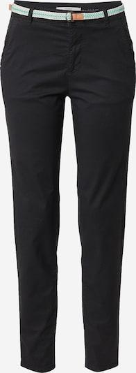 ESPRIT Chino hlače | črna barva, Prikaz izdelka