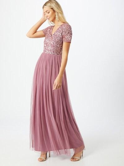 Maya Deluxe Společenské šaty - růžová, Model/ka
