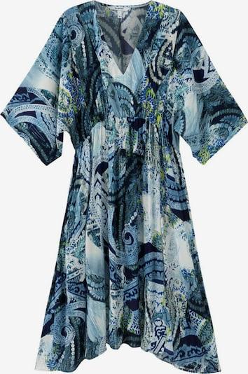 Desigual Kleid in blau / marine / weiß, Produktansicht