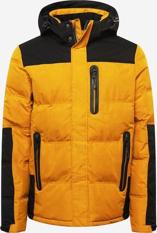 KILLTEC Спортно яке в жълто
