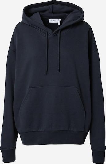 WEEKDAY Sweatshirt 'Alisa' in nachtblau, Produktansicht