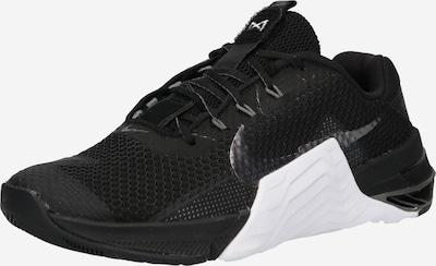 NIKE Sportovní boty 'Metcon 7' - černá / bílá, Produkt