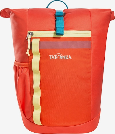 TATONKA Rugzak in de kleur Beige / Turquoise / Geel / Rood, Productweergave