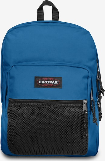 EASTPAK Rucksack 'Pinnacle ' in blau / rot / schwarz / weiß, Produktansicht