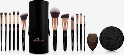 Luvia Cosmetics Kosmetikpinsel-Set in rosé / schwarz, Produktansicht
