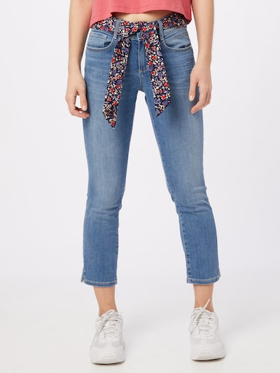 TOM TAILOR Jeans 'Alexa' in de kleur Blauw denim, Modelweergave