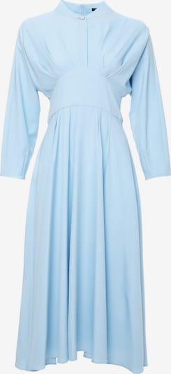 Madam-T Blusenkleid  'Kenava' in pastellblau, Produktansicht