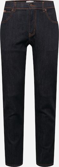 WRANGLER Džínsy 'TEXAS SLIM' - čierny denim, Produkt