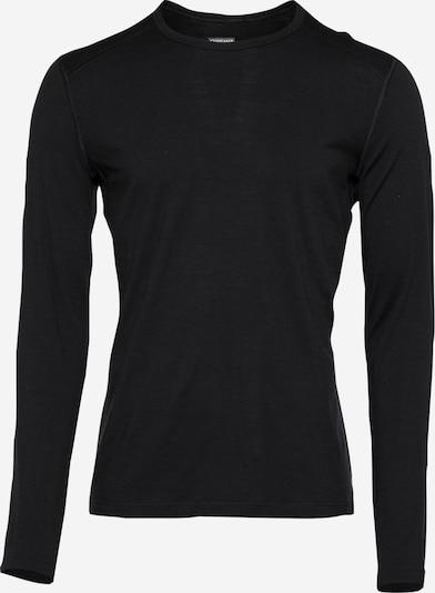 Icebreaker Camiseta funcional '200 Oasis' en negro, Vista del producto