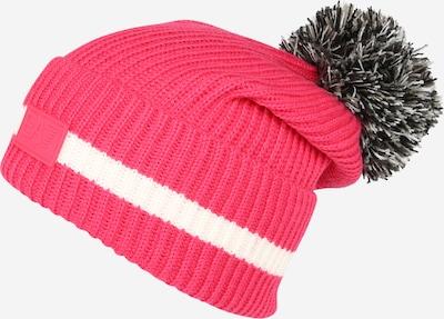 EA7 Emporio Armani Mütze in pink / schwarz / weiß, Produktansicht