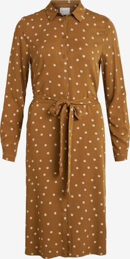 VILA Kleid 'Dania' in camel, Produktansicht