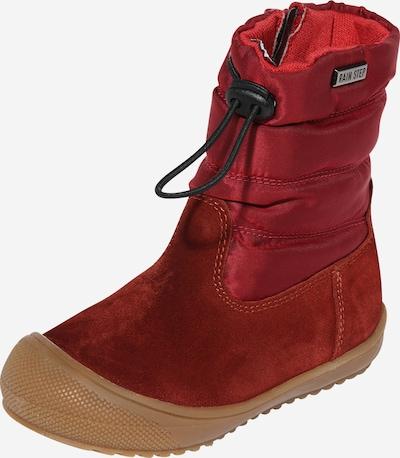NATURINO Schuhe in rot, Produktansicht