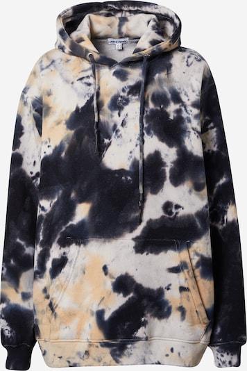 Public Desire Sweatshirt in de kleur Marine / Lichtoranje / Wit, Productweergave