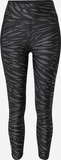 Pantaloni sport PUMA pe gri argintiu / negru, Vizualizare produs