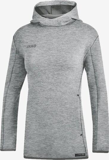 JAKO Sweatshirt in hellgrau, Produktansicht
