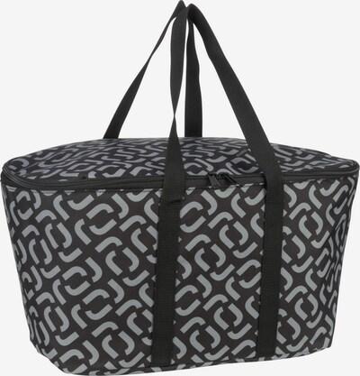 REISENTHEL Einkaufstasche in grau / schwarz, Produktansicht