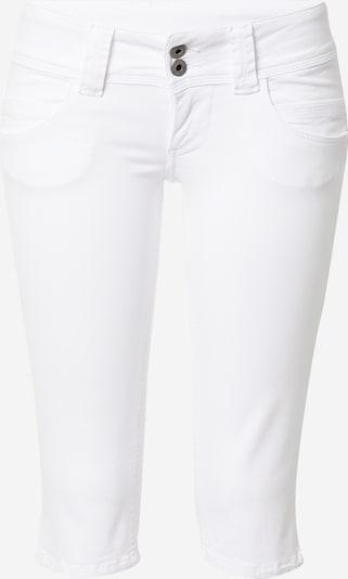 Pepe Jeans Jean 'VENUS' en blanc, Vue avec produit