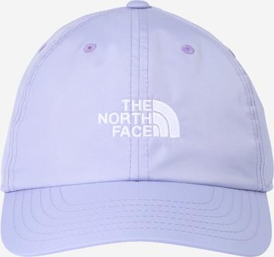 THE NORTH FACE Casquette de sport en lavande / blanc, Vue avec produit