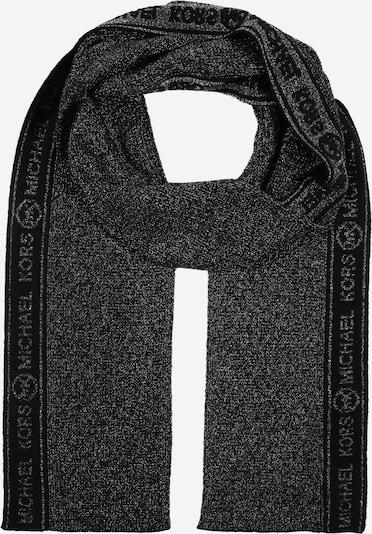 Michael Kors Écharpe en noir / argent, Vue avec produit