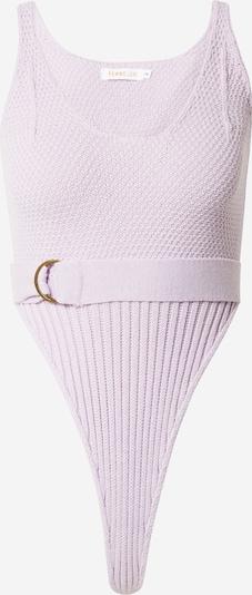 Femme Luxe Tričkové body 'ALMA' - světle fialová, Produkt