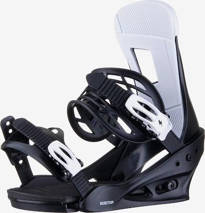 BURTON Bindung 'Freestyle Flex' in schwarz / weiß, Produktansicht