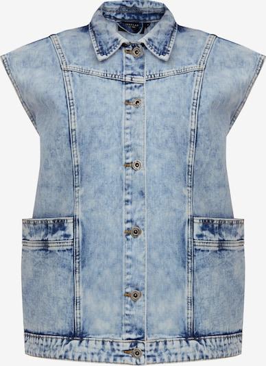 Finn Flare Jeansweste in blau, Produktansicht