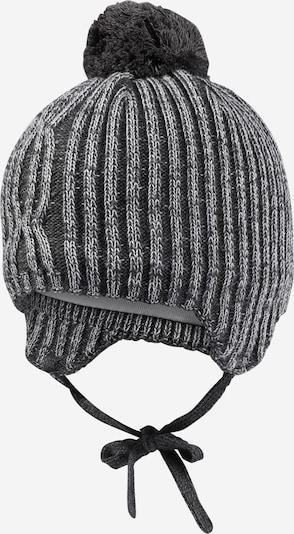 MAXIMO Mütze in graumeliert, Produktansicht