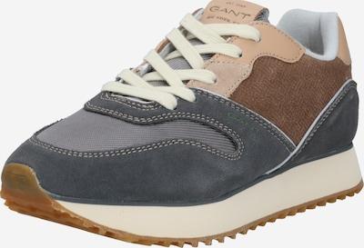 GANT Sneaker 'Bevinda' in beige / braun / grau / weiß, Produktansicht
