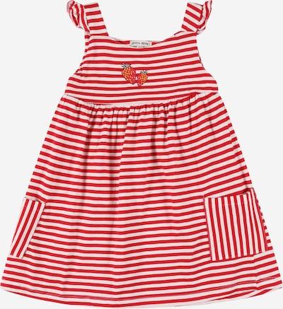 LEMON BERET Kleid in gelb / hellgrün / rot / weiß, Produktansicht