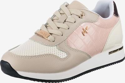 MEXX Sneakers 'Eflin' in Beige / Pink / White, Item view