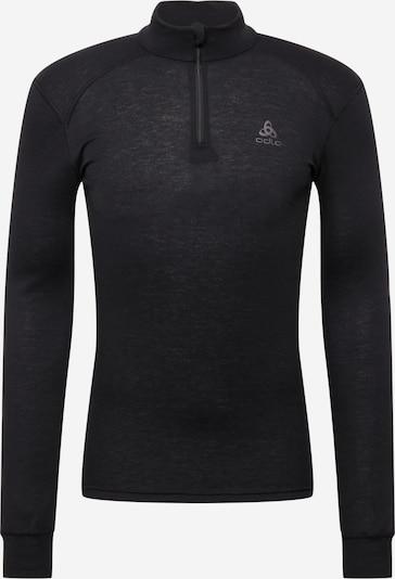 ODLO Sportshirt in grau / schwarz, Produktansicht