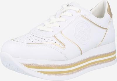 bugatti Niske tenisice u zlatna / bijela, Pregled proizvoda