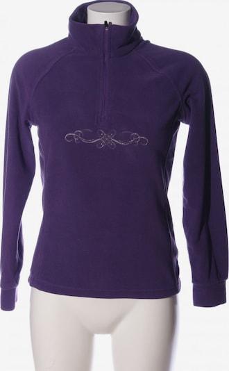 CMP Sweatshirt in S in lila, Produktansicht