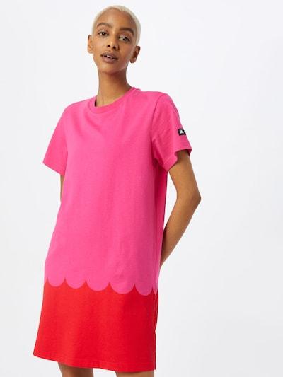 ADIDAS PERFORMANCE Sportkleid 'MARIMEKKO' in dunkelpink / rot, Modelansicht