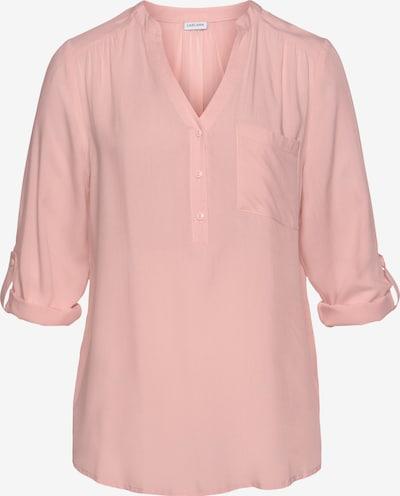 LASCANA LASCANA Schlupfbluse in rosa, Produktansicht