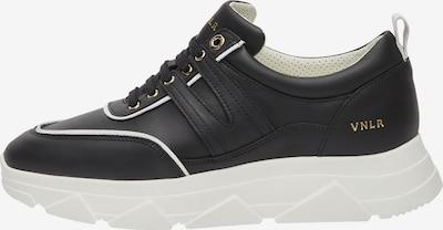 Van Lier Sneaker in schwarz / weiß, Produktansicht