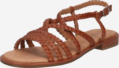 CAPRICE Páskové sandály - nažloutlá, Produkt
