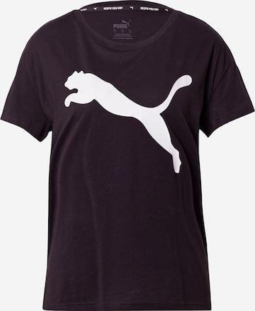 PUMATehnička sportska majica - crna boja