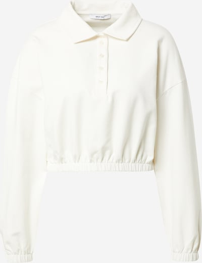 ABOUT YOU Sweatshirt 'Rabea' i off-white, Produktvy