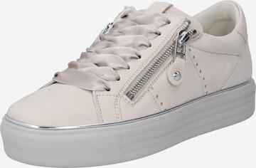 Sneaker low de la Kennel & Schmenger pe bej