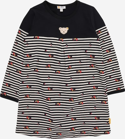 Steiff Collection Kleid in navy / gelb / rot / weiß, Produktansicht