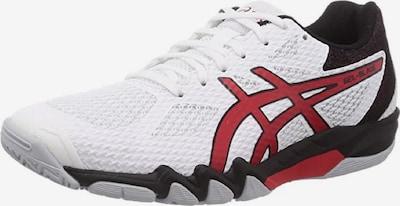 ASICS Sportschuh ' Gel-Blade 7 ' in rot / schwarz / weiß, Produktansicht