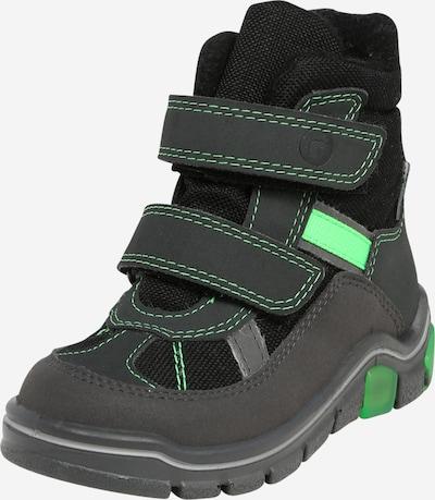 RICOSTA Schuhe 'Gabris' in dunkelgrau / schwarz, Produktansicht