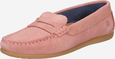 The Original 1936 Copenhagen Halbschuh 'Th.Georgina' in rosa, Produktansicht