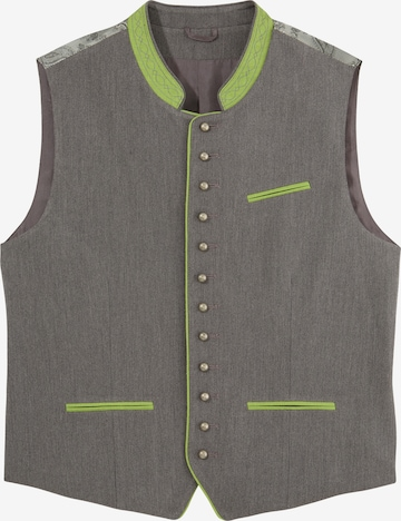 OS-TRACHTEN Traditional Vest in Grey